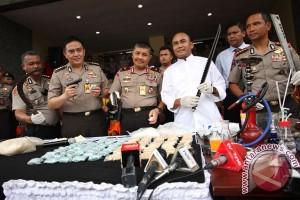 Polda Metro Jaya ungkap 106 kasus narkoba