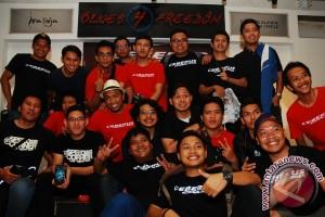 Komunitas Honda CBR Ceberus gelar kopi darat perdana