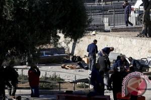 Tentara Israel tembak warga Palestina di Tepi Barat