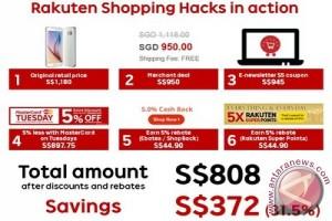 Rakuten berikan 10 tips untuk belanja lebih hemat