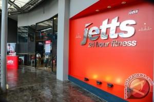 Brand gym asal Australia, Jetts, jajaki pasar Thailand