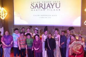 Krakatau jadi inspirasi tren warna Sariayu 2016