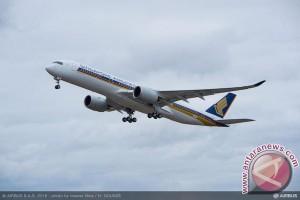Singapore Airlines evaluasi rute 10 tujuan pariwisata