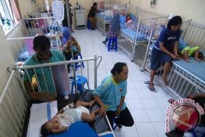 RSUD Bogor ekstra tenaga layani pasien DBD