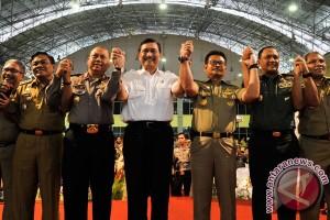 Pertemuan Akbar Indonesia Aman