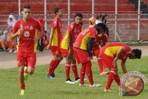 SPFC boyong 18 pemain hadapi dua laga lanjutan TSC