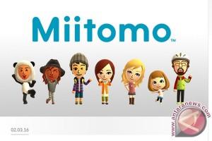 Nintendo akan luncurkan aplikasi ponsel Miitomo
