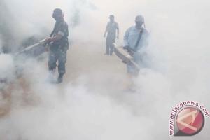 Tim Ekspedisi NKRI berantas nyamuk DBD di Kaimana