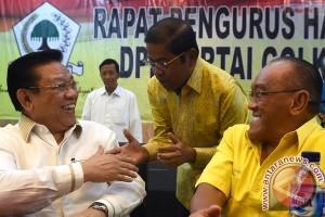 Agung-ARB ingin regenerasi Partai Golkar