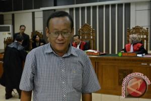 Sidang Korupsi RTH Semarang