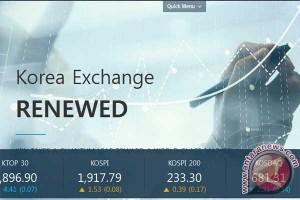 Pasar saham Seoul berakhir menguat 0,34 persen