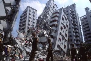 Gempa 6,7 SR guncang Taiwan