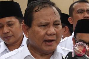 Prabowo : dulu yang narik Ahok ke Jakarta itu Saya (video)