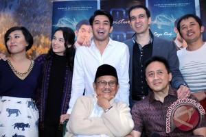 Teaser Film Rudy Habibie