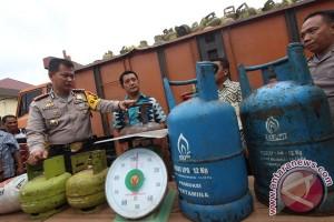Pengungkapan Kasus Gas Oplosan