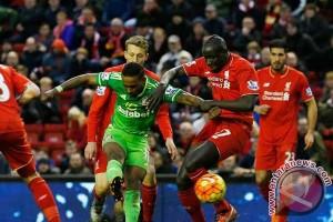 Liverpool ditahan Sunderland 2-2