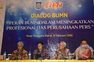 Dialog BUMN Dan Media