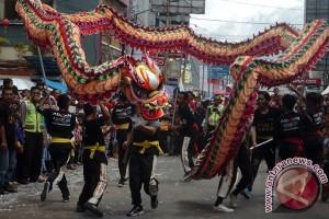 Atraksi Naga Liong Di Tasikmalaya