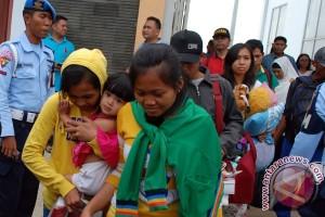 Eks Gafatar Riau Tiba Di Pekanbaru