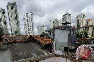 Pengeseran Pemukiman Ibu Kota