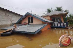 BENCANA BANJIR - Solok Selatan tetapkan tanggap darurat