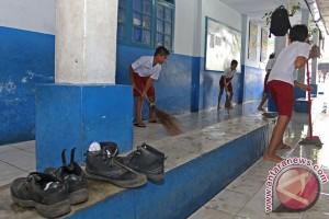 Sekolah Diliburkan Pasca Banjir