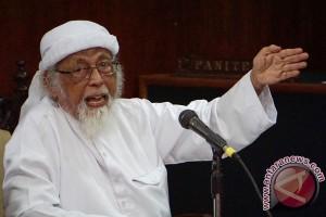 Ba'asyir terangkan perannya dalam latihan militer di Aceh