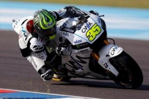 MotoGP Silverstone: Cal Crutchlow posisi pole, Rossi kedua