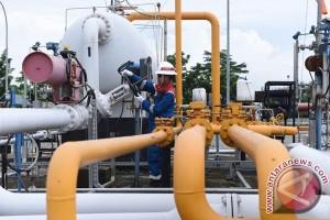 Lapangan Cikarang Tegal Pacing mulai alirkan gas
