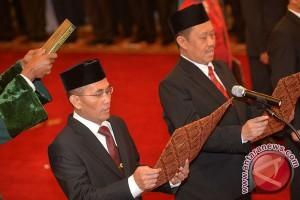 Pelantikan Anggota Komisi Yudisial