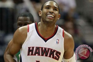 Al Horford gantikan Bosh di NBA All-Star