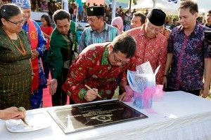Jubelium 100 Tahun Injil Masuk Sulawesi Tenggara