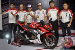 Peluncuran All New Honda CBR150R