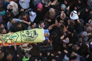 Polisi Israel tembak mati lima penyerang asal Palestina