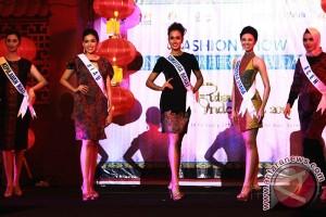 Kontes kecantikan jadi promosi kekayaan Indonesia