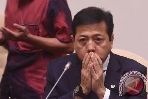 Pemerintah sebut Setya Novanto tidak berkedudukan hukum