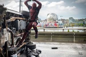 Deadpool pimpin box office dengan hasil 135 juta dolar AS