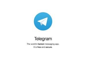 Kominfo putus akses aplikasi Telegram