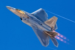 US F-22 stealth fighters fly over S. Korea in show of force toward DPRK