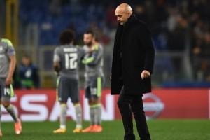 AS Roma berpisah dengan Spalletti