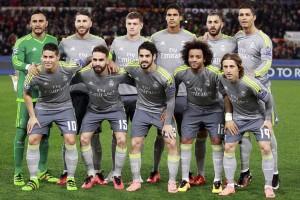 Susunan pemain Madrid vs Sociedad, Ronaldo-Benzema absen