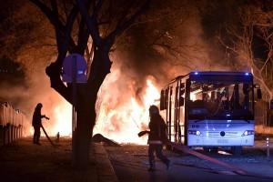Indonesia kecam serangan bom di Istanbul