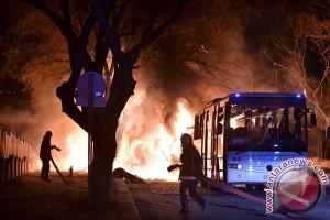 Pelaku serangan bom bunuh diri di Ankara diidentifikasi