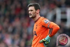 Tottenham ungguli Stoke City 1-0 di babak pertama