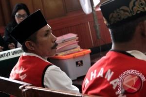 TRAGEDI SALIM KANCIL - Hariyono didakwa pasal berlapis