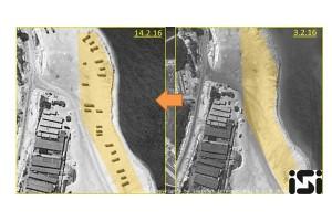 Tiongkok konfirmasi ada persenjataan di pulau sengketa