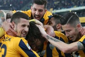 Juventus kalah 1-2 dari klub degradasi Verona