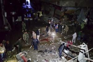 ISIS bertanggung jawab atas pengeboman maut di Suriah