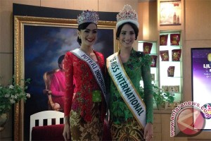 Curhat Kezia Warouw setelah jadi Puteri Indonesia