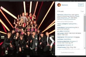 Pembawa acara Conan O'Brien nyanyikan lagu K-pop